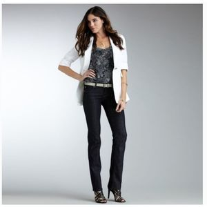 7 For All Mankind Straight Leg Jeans - Size 28
